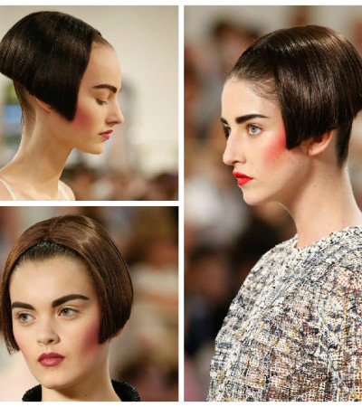Chanel radicaliza corte clássico na alta-costura