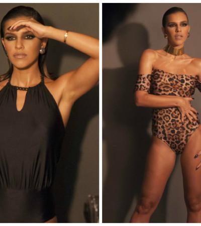 Mariana Rios posa para Doux Brazil