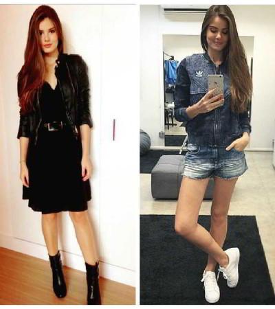 Camila Queiroz: inspire-se em dois looks da Angel, de Verdades Secretas, na vida real