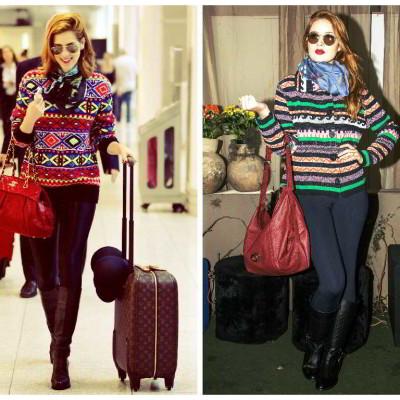 Elegância que cabe no bolso: copie o look de Sophia Abrahão