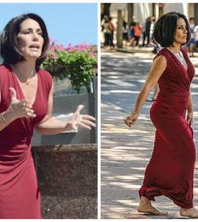 """Gloria Pires veste Alphorria em """"Linda de Morrer"""""""