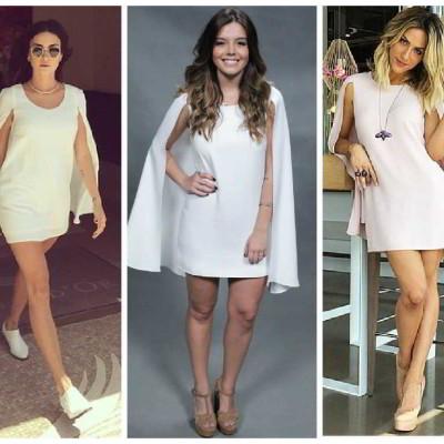Mulher-Maravilha: quem ficou melhor com vestido-capa?