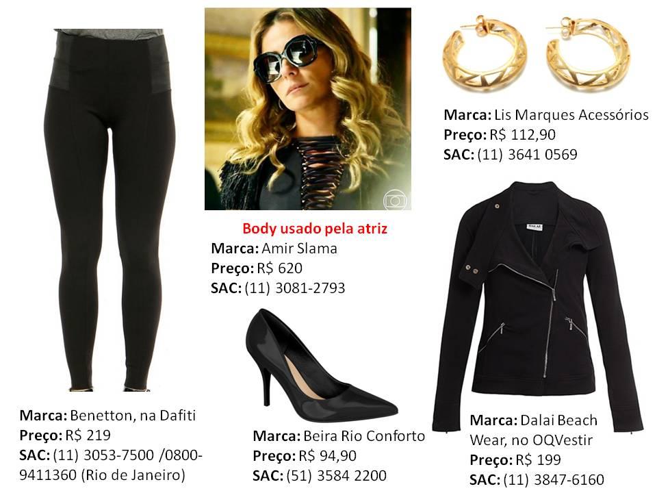 c84622d48 Combinar peças jeans está em alta e foi o que Giovanna Antonelli apresentou  na novela. Mais um look para copiar!