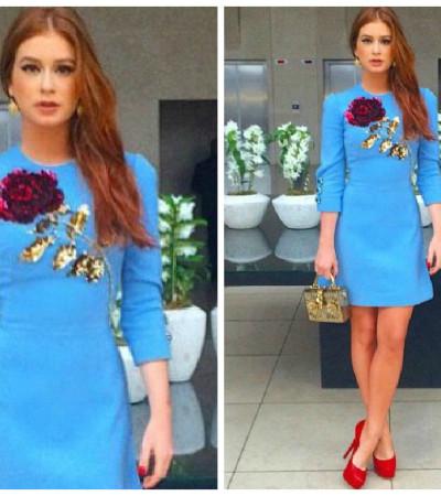 Marina Ruy Barbosa de Dolce & Gabbana: R$ 26 mil
