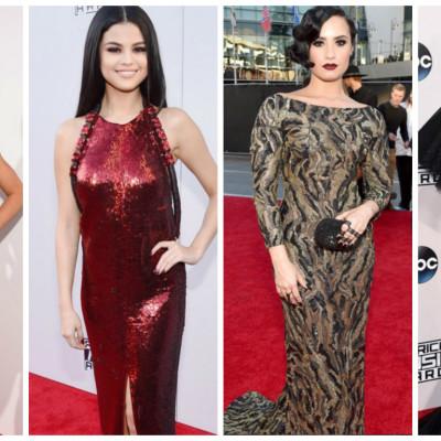 American Music Awards: veja erros e acertos nos looks