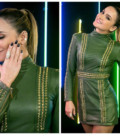 Claudia Leitte de Letage no The Voice Brasil