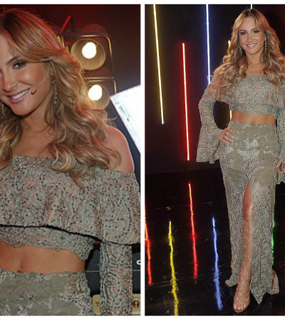 Claudia Leitte de Lethicia Bronstein no 'The Voice Brasil'
