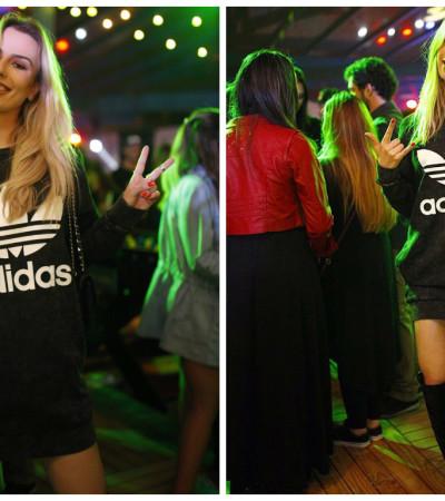 Fernanda Keulla de Adidas Originals
