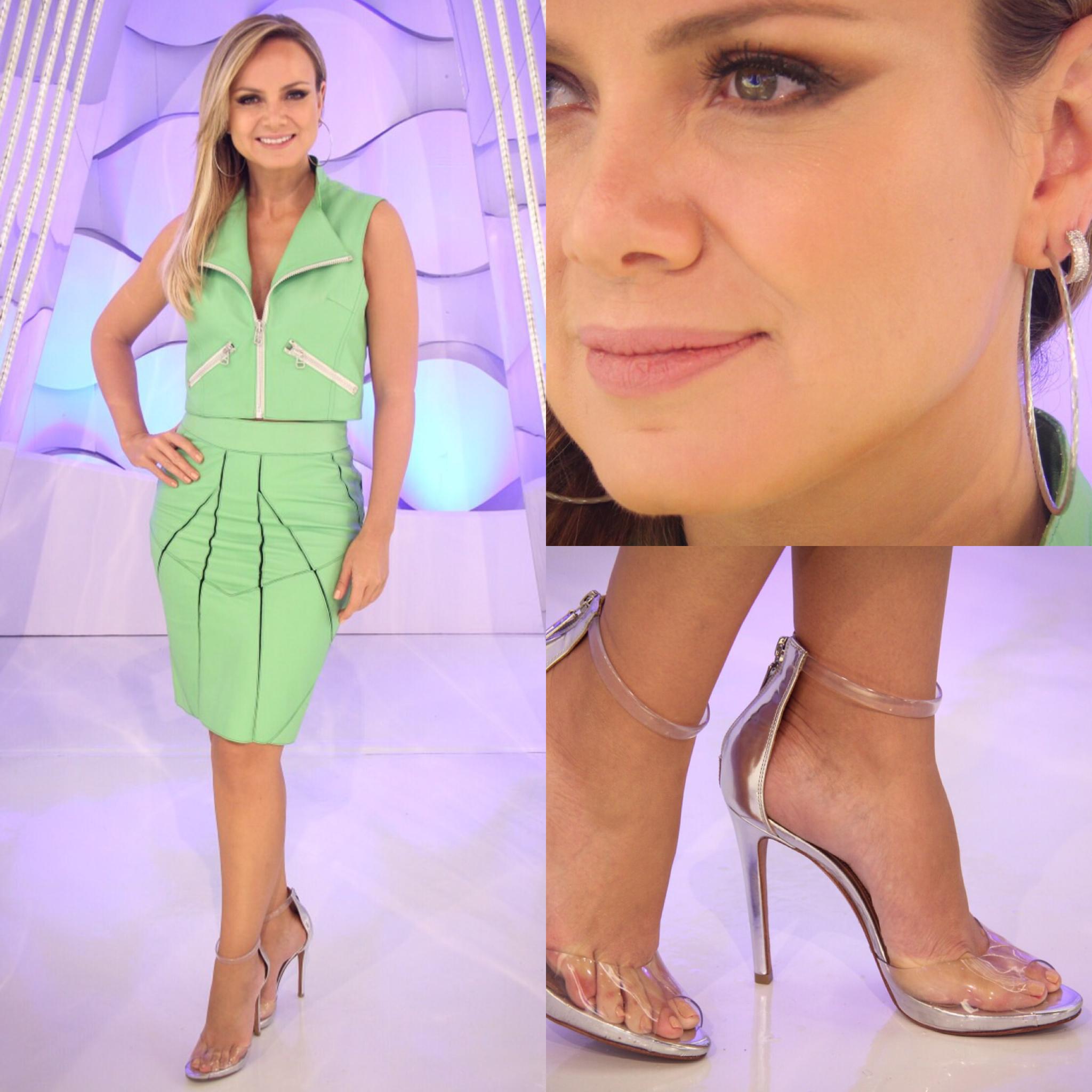 Marina Ruy Barbosa usa vestido de R$ 1,3 mil assinado por