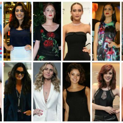 Nossa escolha: 12 mais elegantes de 2015