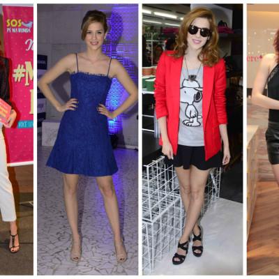 Ela ganhou: Sophia Abrahão é a mais bem-vestida de 2015