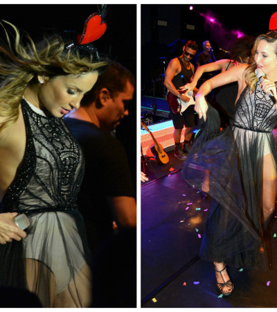Claudia Leitte sensual com look de Ivanildo Nunes