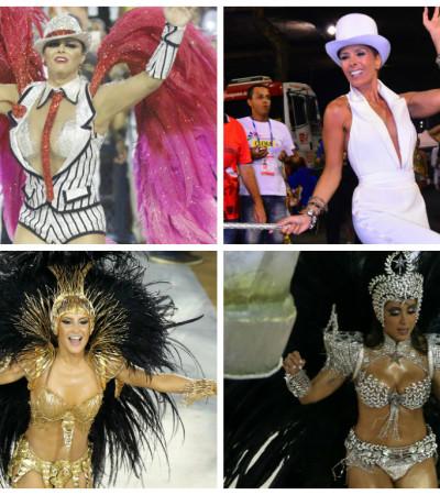 Comportadas X Ousadas: Quais são as melhores fantasias dos desfiles de Carnaval?