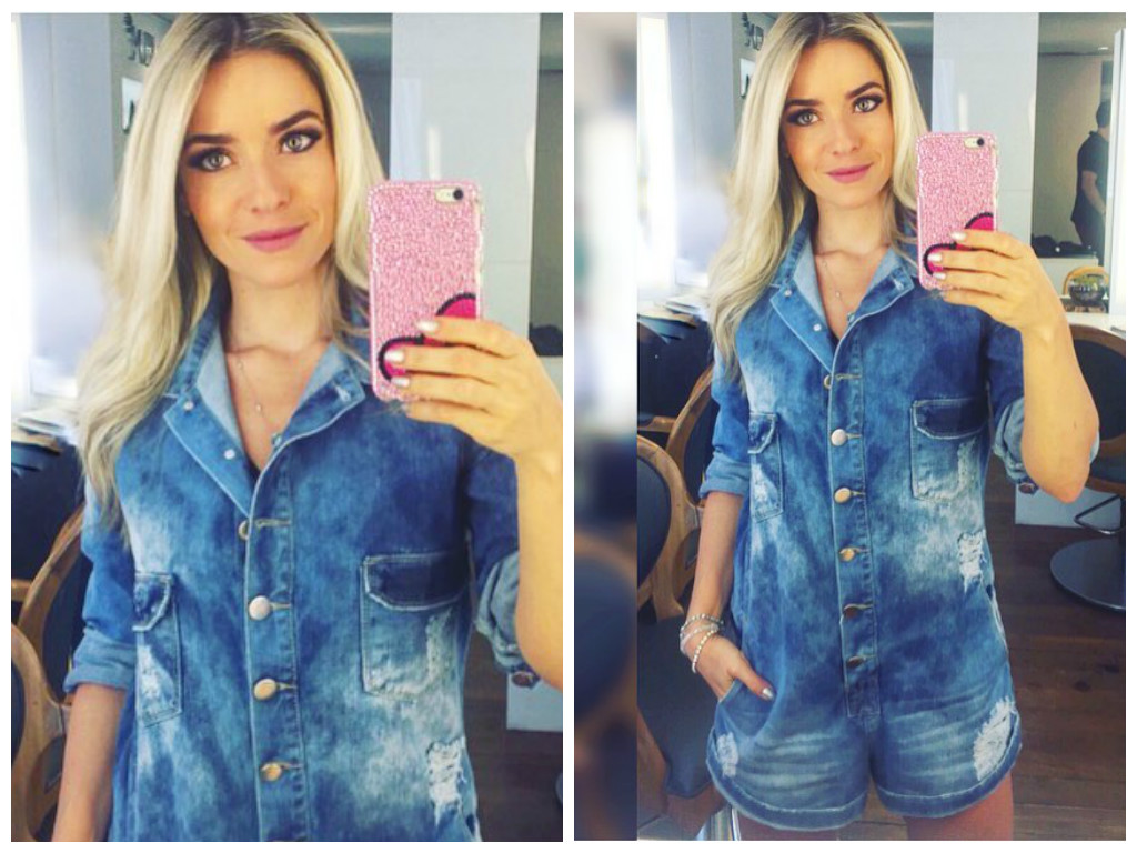 monique alfradique - instagram - moda - macaquinho - jeans