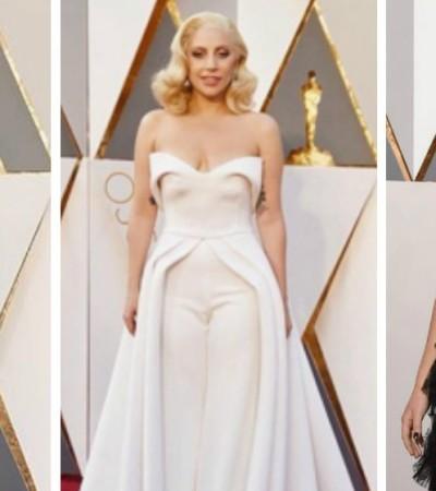 E o Oscar vai para… veja melhores e piores looks e vote