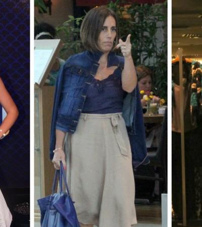 Gloria Pires, Grazi: veja 11 melhores e piores looks da semana