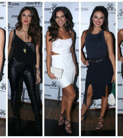 Camila Queiroz, Thaila Ayala, Mariana Rios, Isis Valverde e Bruna