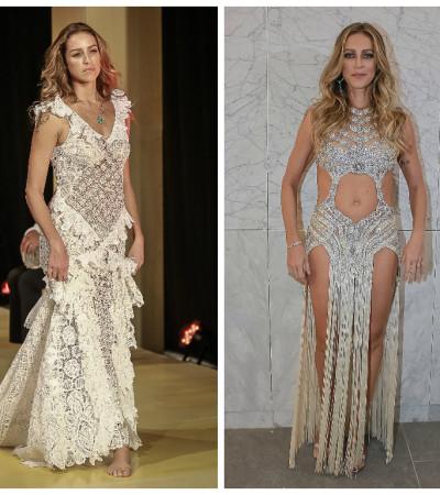 Deu ruim: os erros fashion de Luana Piovani
