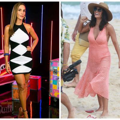 Por R$ 8,6 mil, vestido de Ivete Sangalo é figurino mais pedido da Globo