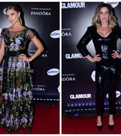 Qual é a famosa mais bem-vestida do 'Prêmio Geração Glamour'?