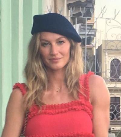 Com Gisele na fila A, Chanel faz desfile histórico em Cuba