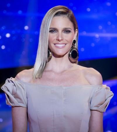 Fernanda Lima de Dior no 'SuperStar'