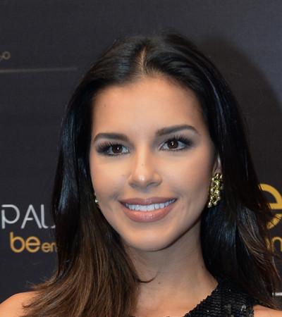 Mariana Rios de Carina Duek no 'Miss São Paulo'