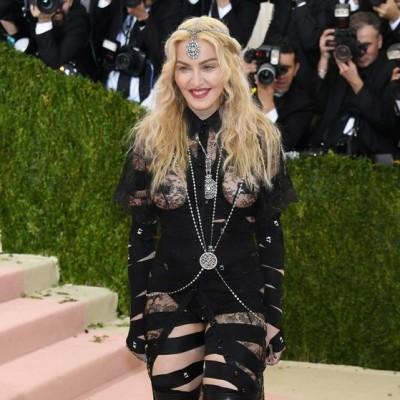 Baile do Met: a Madonna não tem mais amiga, não?