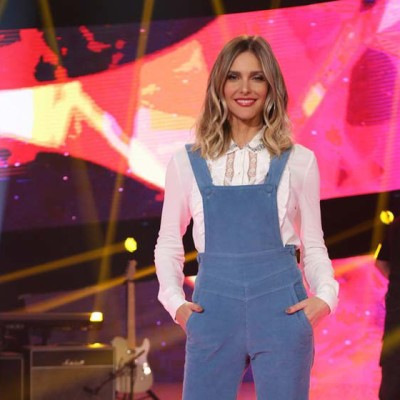 Fernanda Lima de Cris Barros no 'SuperStar'