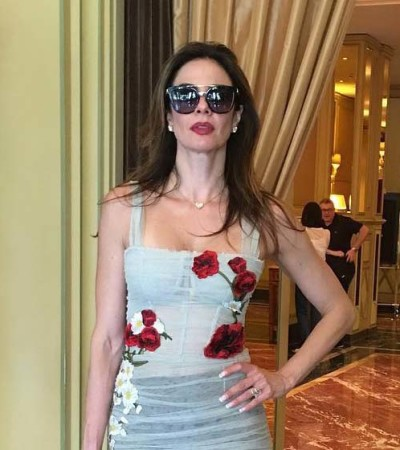 Luciana Gimenez repete looks de Fernanda Lima e Grazi Massafera
