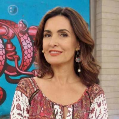 Vestido de Fátima Bernardes é figurino mais pedido da Globo