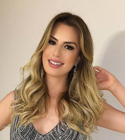 Fernanda Keulla de Maracujá no 'Superpop'