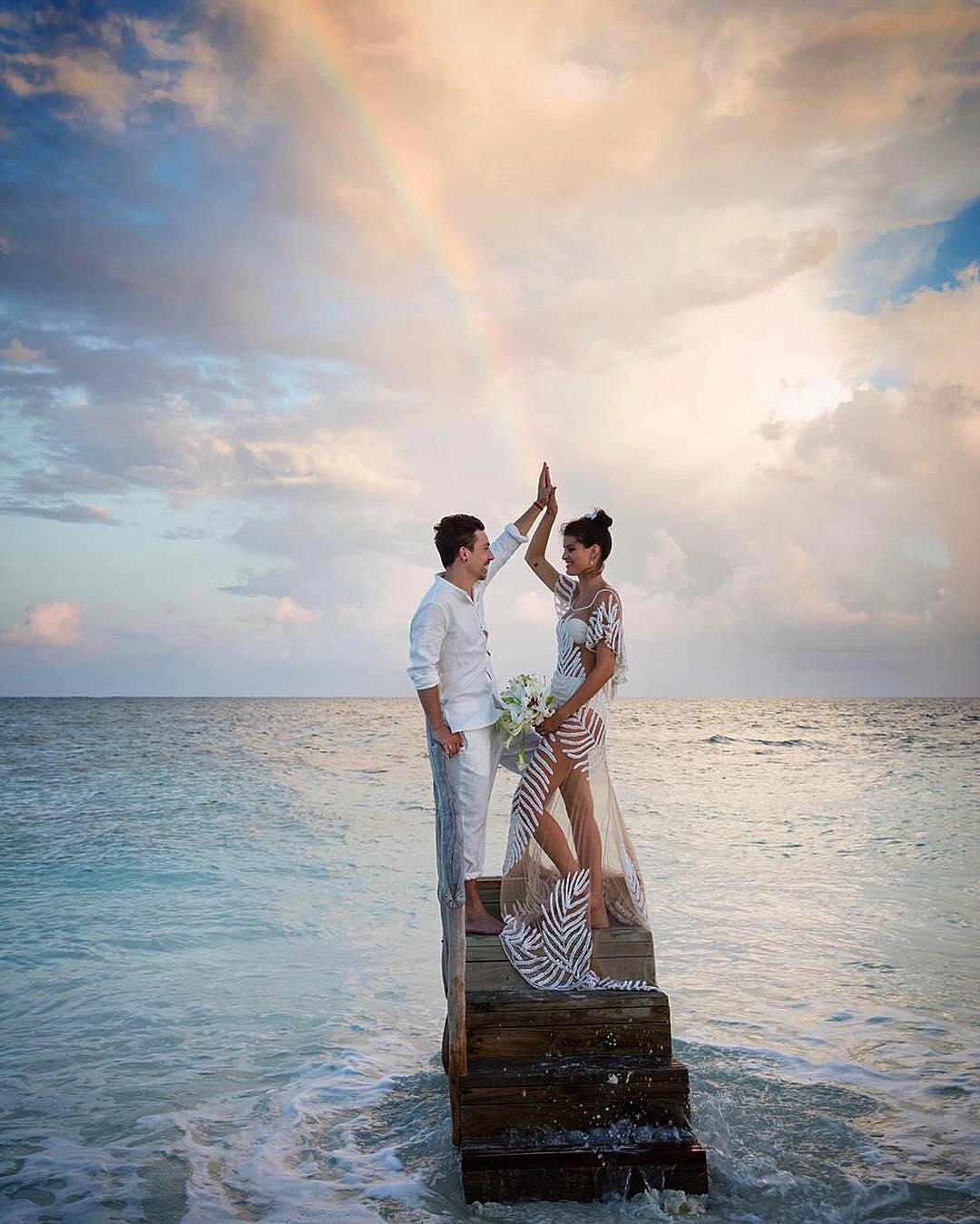 isabelli fontana - casamento - instagram (1)