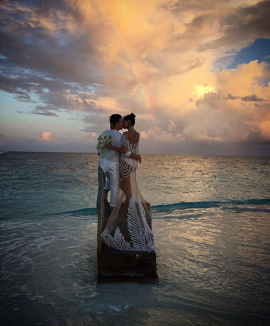 isabelli fontana - casamento - instagram (2)