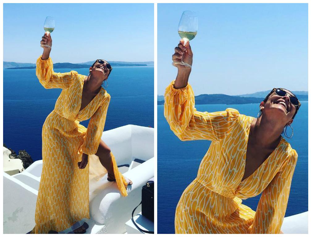juliana paes - inspiração - moda - atriz - grécia