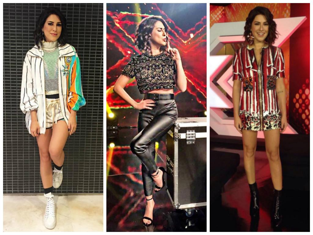 Inspire-se em 9 looks de Fernanda Paes Leme no 'X Factor Brasil'