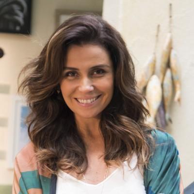 Acessórios da Giovanna Antonelli são mais pedidos da Globo