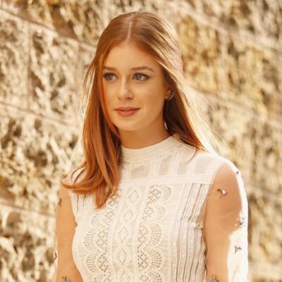 9 looks de Marina Ruy Barbosa na Semana de Moda de Paris