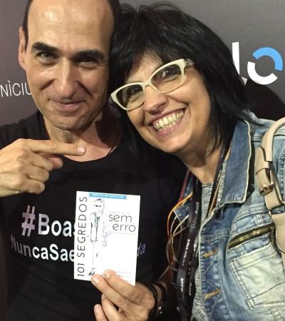 """Amir Slama lança alto-verão junto com """"101 Segredos"""", de Rô Espinossi"""