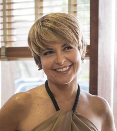 Cabelo curto da Cláudia Abreu é o mais pedido da Globo
