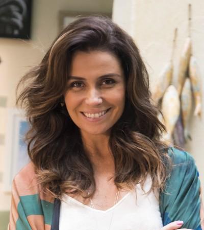 Esmalte rosa da Giovanna Antonelli é o mais pedido da Globo