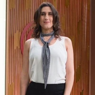 Paola Carosella e Ana Paula Padrão usam cores neutras no 'MasterChef Profissionais'