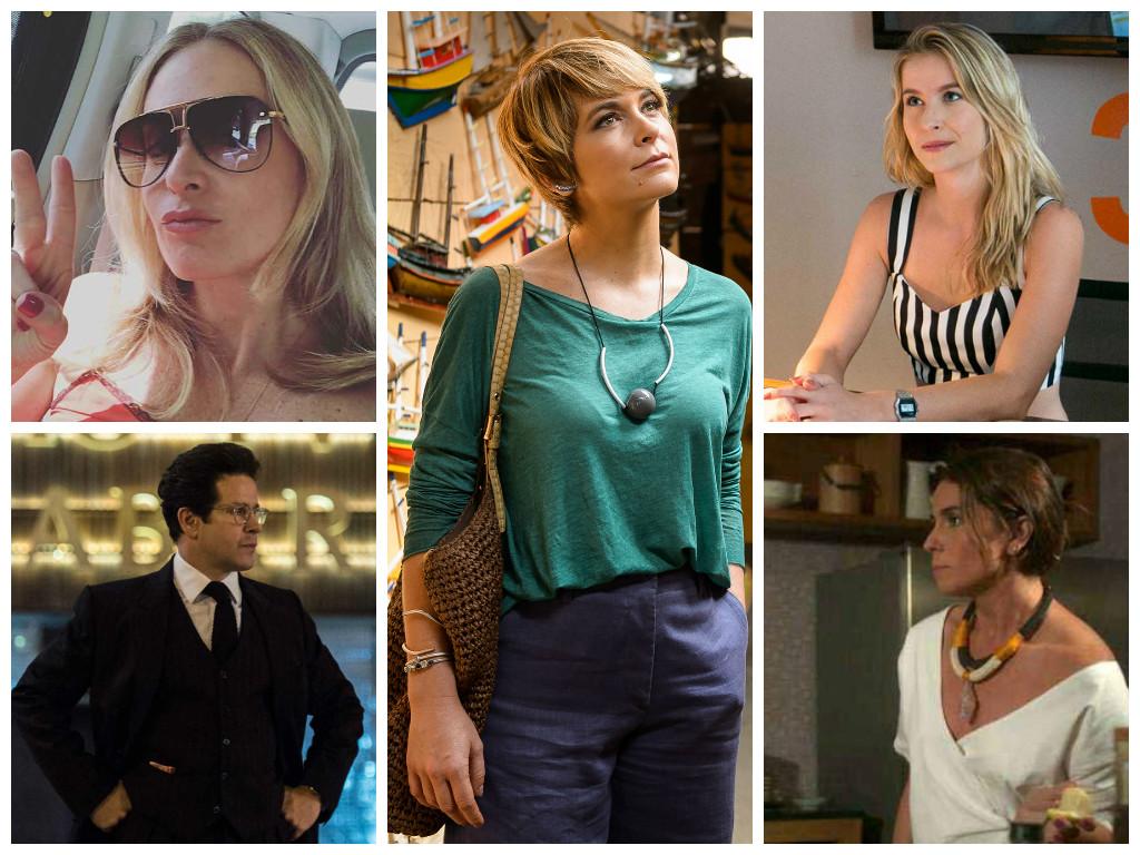 Acessórios queridinhos das telespectadoras (Fotos: TV Globo/Divulgação)