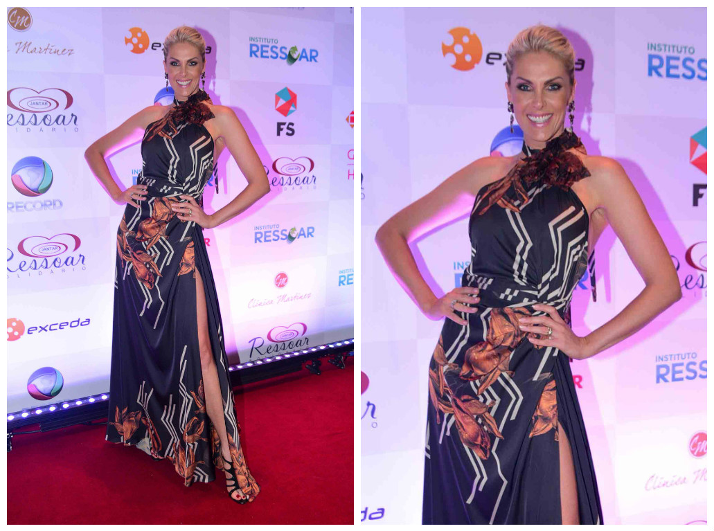 ana hickmann - brazil foundation