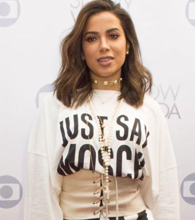 Vestidos curtos: Ivete e Anitta erram ou acertam? Confira