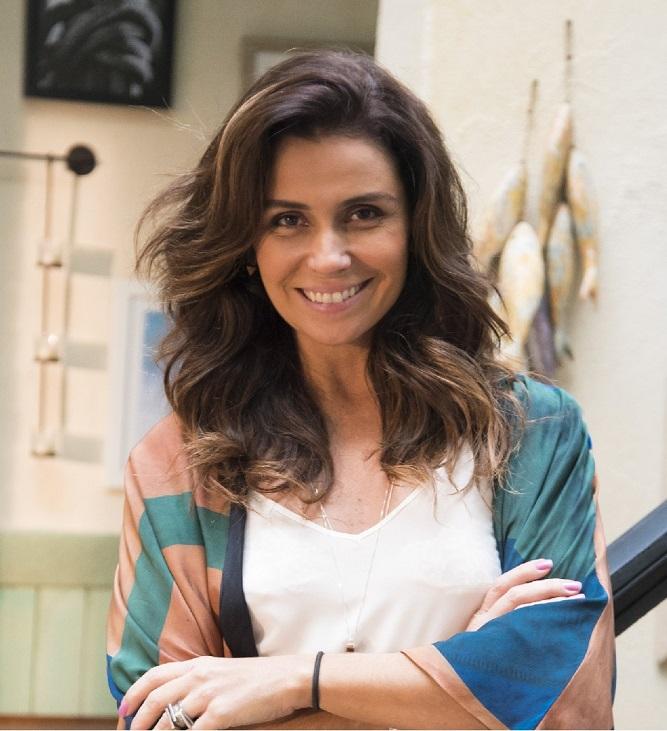 Giovanna Antonelli (Foto: Cesar Alves/TV Globo/Divulgação)