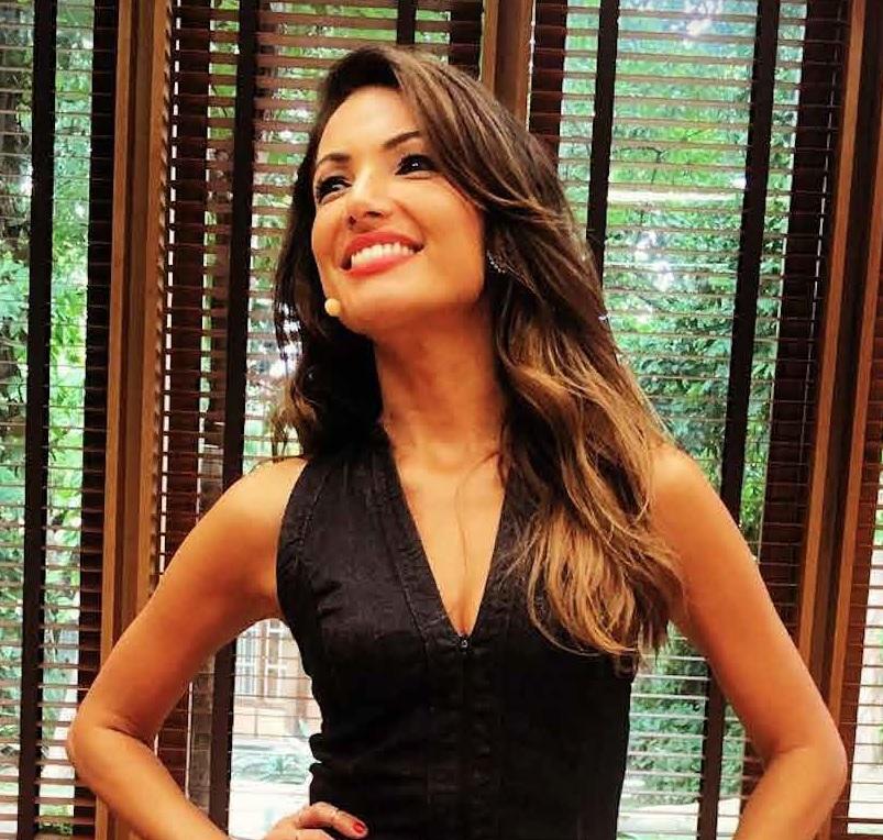 Patrícia Poeta (Foto: TV Globo/Divulgação)