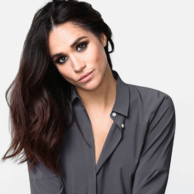 Atriz Meghan Markle, a namorada fashion do príncipe Harry