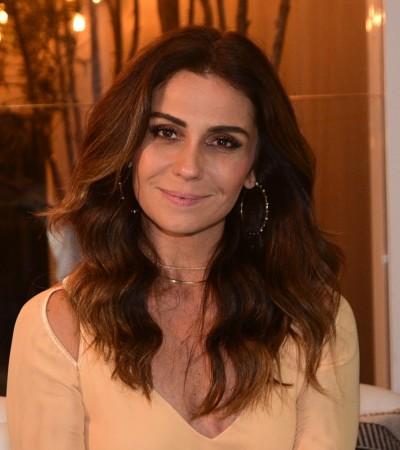 Giovanna Antonelli aposta em body e saia lápis, inspire-se