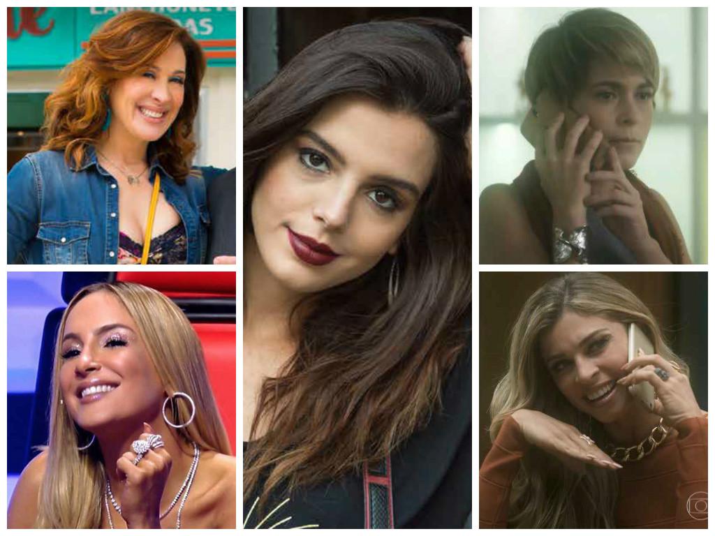 Cosméticos queridinhos das telespectadoras (Fotos: TV Globo/Divulgação)